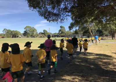 Year 1/2 Walking Excursion
